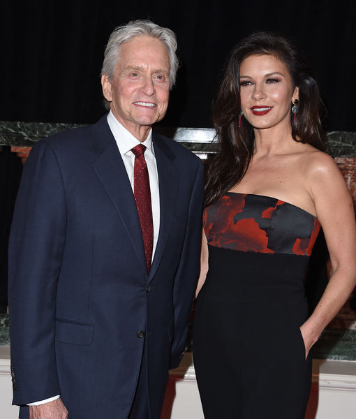Michael Douglas' Revelation About His First Date with Catherine Zeta-Jones