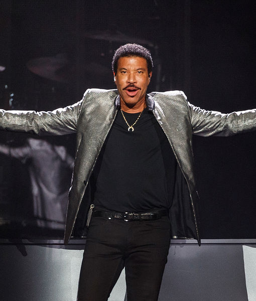 Lionel Richie Explains How He Juggles It All