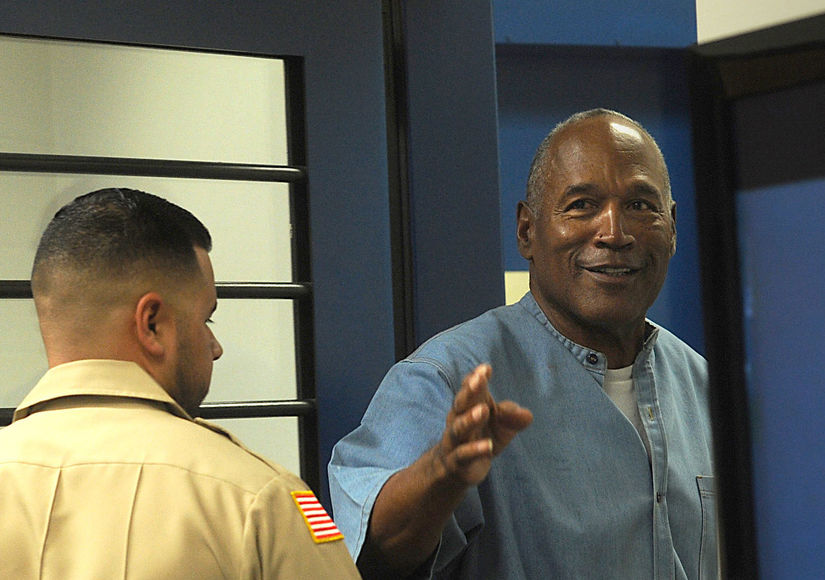 O.J. Simpson Freed from Prison — Where's He Going?