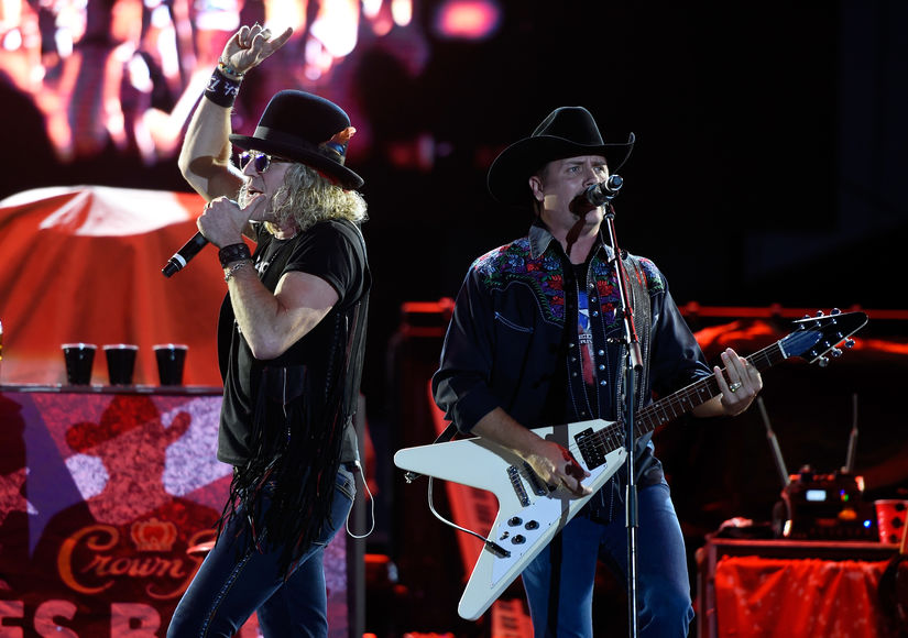 Big & Rich Speak Out About 'Horrifying' Las Vegas Massacre