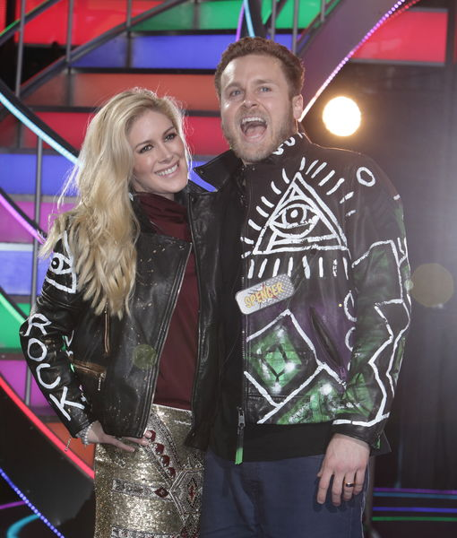 Heidi Montag and Spencer Pratt welcome newborn son Gunner Stone