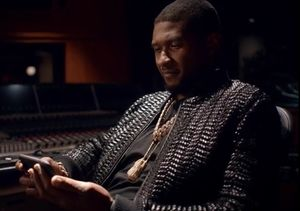 Usher Is Coming to 'Extra' to Talk About Megastar