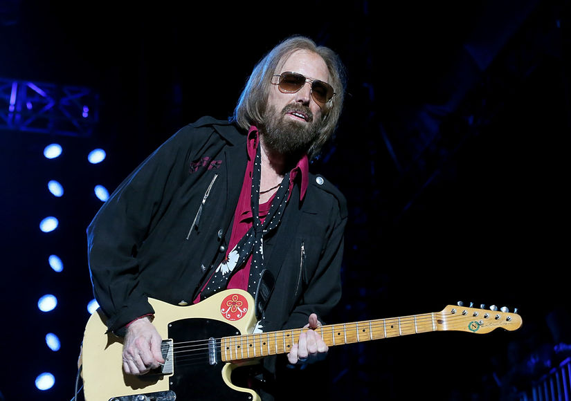 Tom Petty Rushed to the Hospital