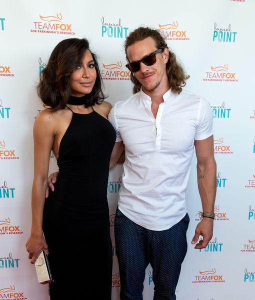 Naya Rivera (Glee) : She changes her mind and cancels his divorce - Here