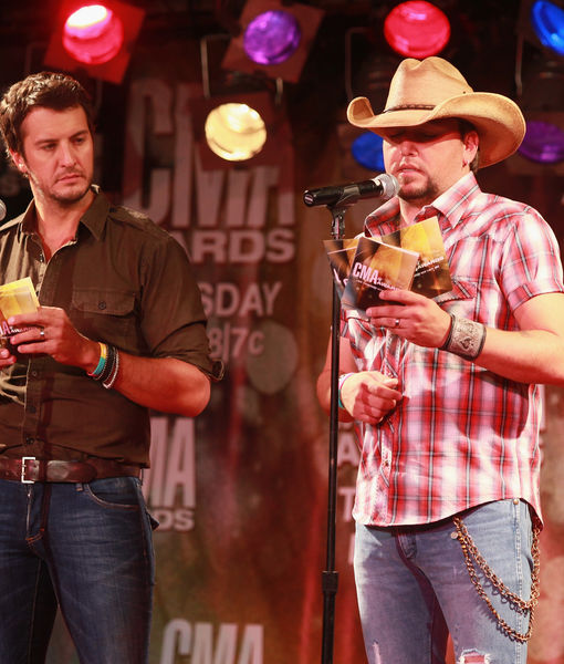 Luke Bryan on His Conversation with Jason Aldean After Horrifying Las Vegas…
