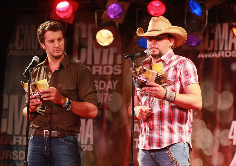 Luke Bryan on His Conversation with Jason Aldean After Horrifying Las Vegas Shooting