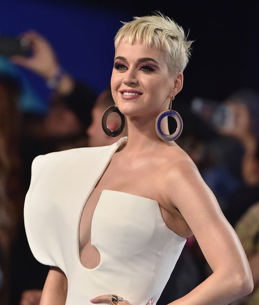 Katy Perry Reacts to Julia Louis-Dreyfus Using Her Song During Cancer Battle