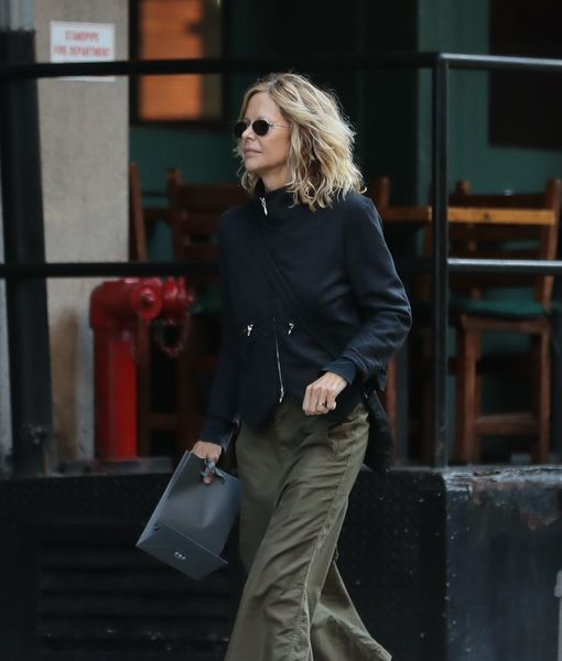 Is Meg Ryan Secretly Engaged to John Mellencamp?
