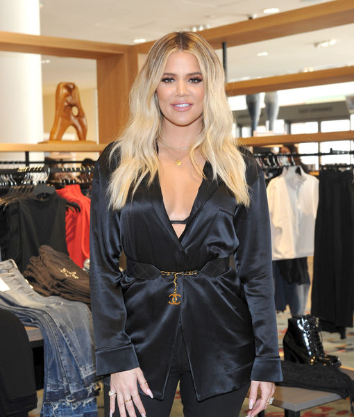 Khloé Kardashian's First Appearance Since Pregnancy News!