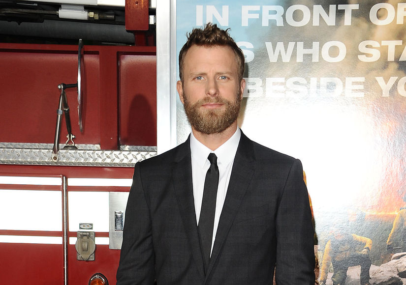 Dierks Bentley Gushes About His Wife, Plus: His Favorite Rock Band