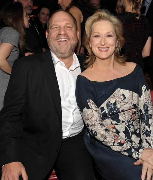 Meryl Streep Bashes 'Disgraceful' Harvey Weinstein, Plus: Lauren Sivan's…
