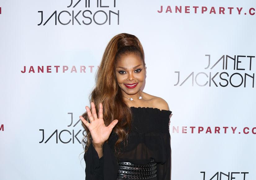 Janet Jackson Set to Receive Icon Award at Billboard Music Awards 2018
