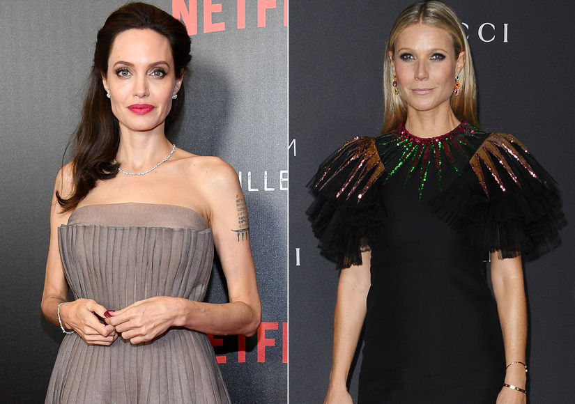 Angelina Jolie and Gwyneth Paltrow's Shocking Claims About Harvey Weinstein