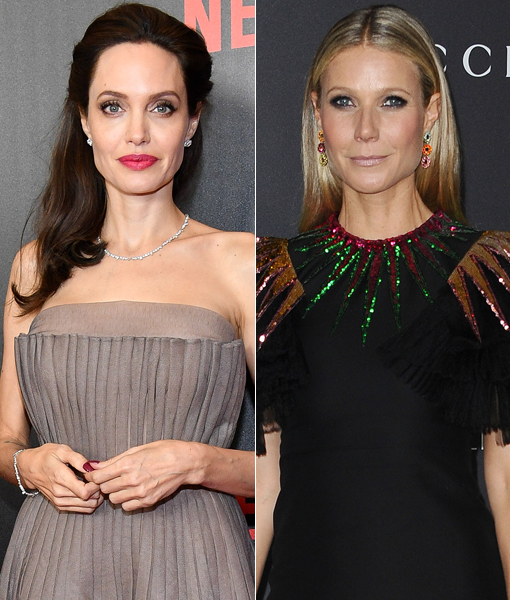 Angelina Jolie and Gwyneth Paltrow's Shocking Claims About Harvey…