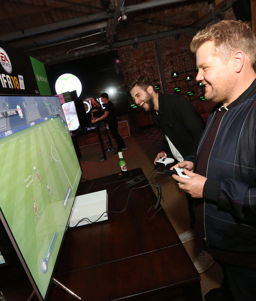 James Corden's Game Night with Xbox!