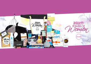 Win It! A Variety Power of Women Gift Bag