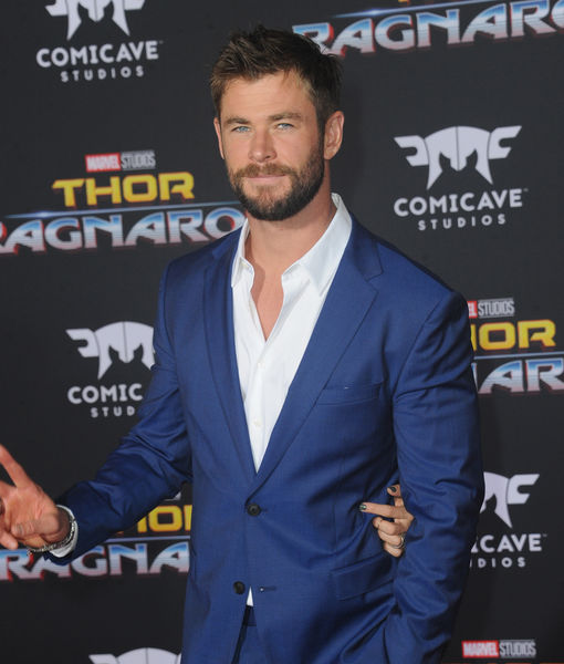 Chris Hemsworth's Kids Have Adorable Reaction to Their Super Dad