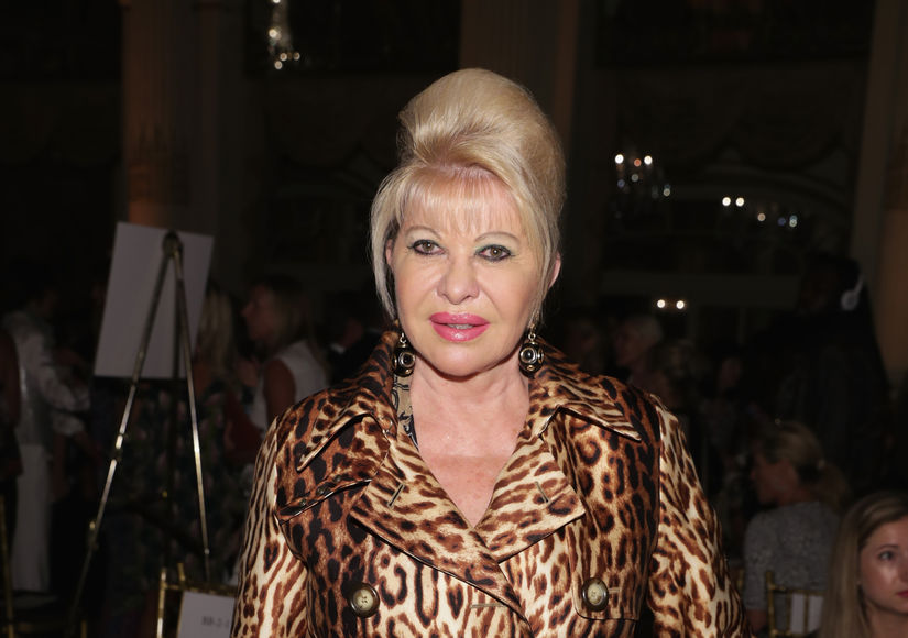 Ivana Trump Explains Her First Lady Comments