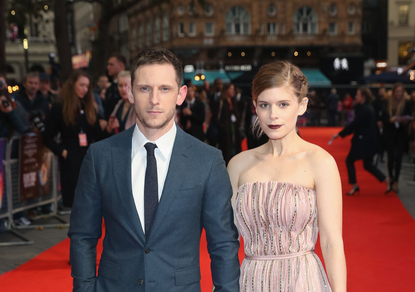 First Look! Kate Mara & Jamie Bell Welcome Baby Girl