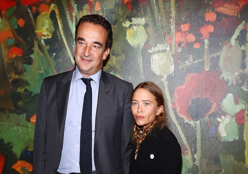 Mary-Kate Olsen & Olivier Sarkozy Split