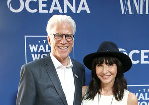 Ted Danson on Those False Rumors He Is Breaking Up with Mary Steenburgen