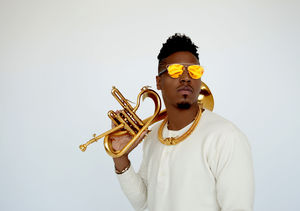 Trumpeter Christian Scott Stretches Musical Boundaries with Groundbreaking…