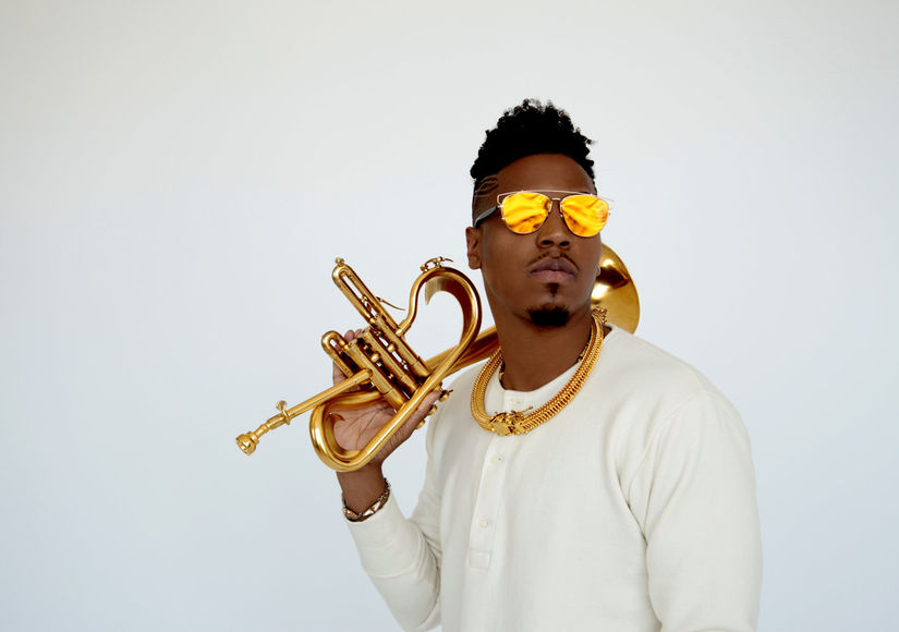 Trumpeter Christian Scott Stretches Musical Boundaries with Groundbreaking Album Trilogy
