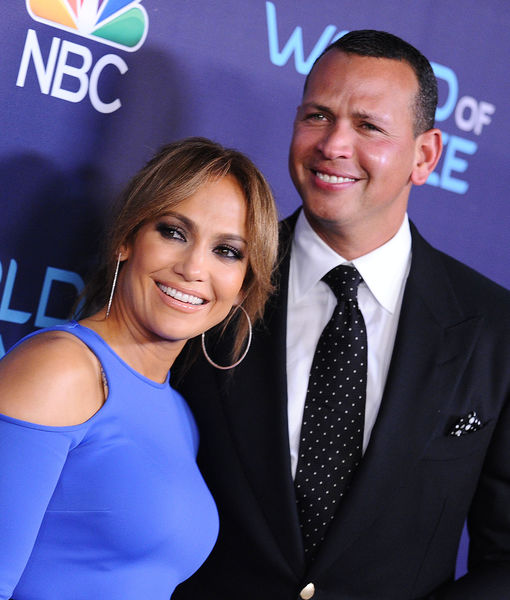 Jennifer Lopez and Alex Rodriguez Discuss Their Efforts to Help Puerto Rico