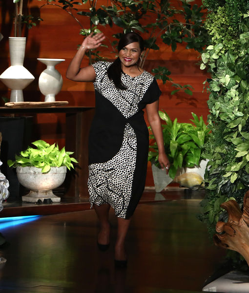 Mindy Kaling Reveals Baby's Gender and Talks Oprah Announcing Her Pregnancy