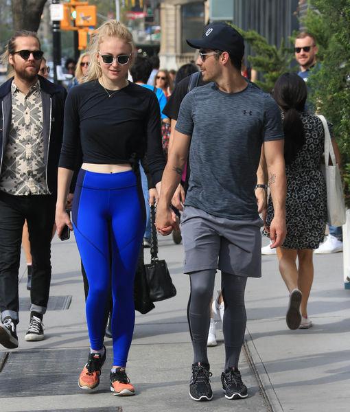 Joe Jonas Pops the Question to Sophie Turner: 'She Said Yes'