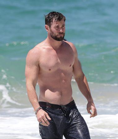 Hot Beach Bod