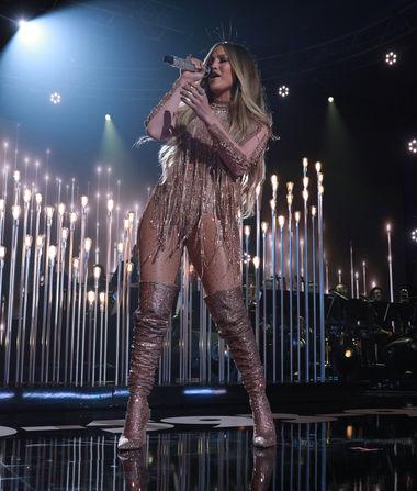 Gallery: J.Lo Headlines Star-Studded Puerto Rico Telethon!