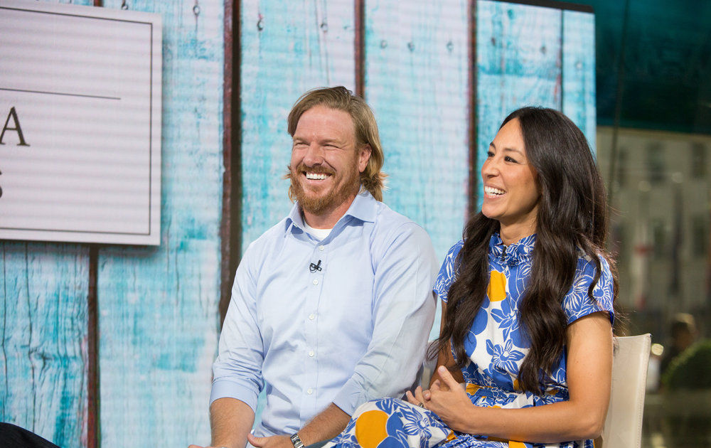 Chip Joanna Gaines Were Scared 39 Fixer Upper 39 Would Cause