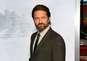 Gerard Butler Opens Up About Scary Motorcycle Accident