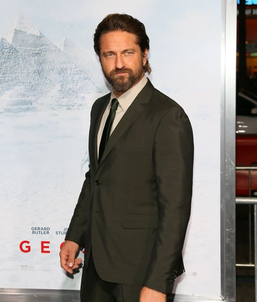 Report: Gerard Butler Hospitalized