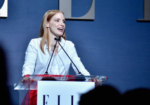 Stars at Elle Magazine Women in Hollywood Awards Speak Out Against Sexual…