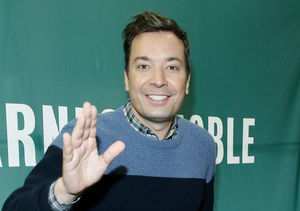 Watch Jimmy Fallon's Precious Moment with 'Extra'