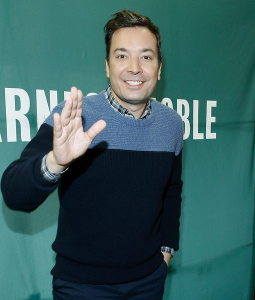 Jimmy Fallon on That Hilarious Taylor Swift Video, Plus: His New Book