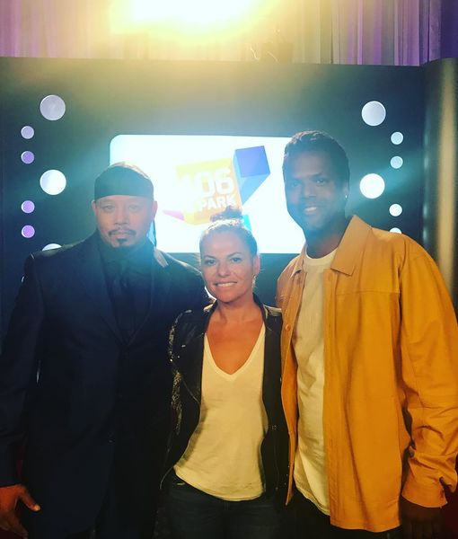 AJ Calloway Throws It Way Back for 'Empire' Prince Tribute