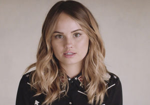 Debby Ryan Talks Social Media and Self-Esteem in 'self(ie)' Miniseries