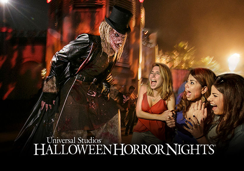 You Could Win It! Trip to Universal Studios™ Halloween Horror Nights™