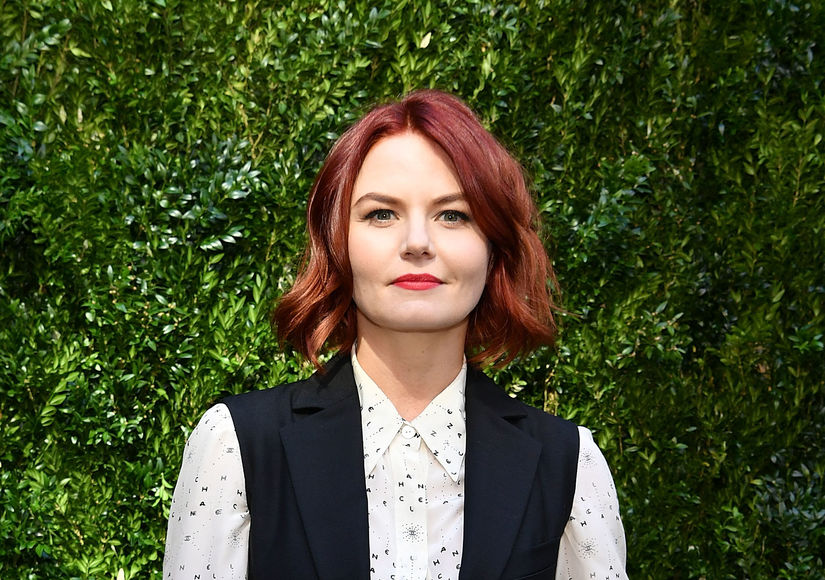 Jennifer Morrison Goes Red! Check Out Her New 'Do