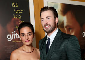 Chris Evans & Jenny Slate Split Again