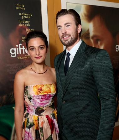 Have Chris Evans & Jenny Slate Rekindled Their Romance?