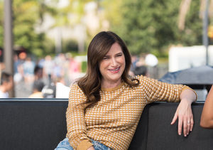 Kathryn Hahn Dishes on Her Hot Scenes with Justin Hartley in 'Bad Moms'…