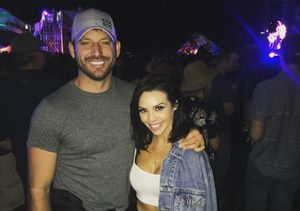 Scheana Marie & Robert Valletta Split