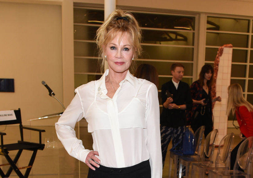 Secret Health Battle! Melanie Griffith Reveals Why She Suffered Multiple Seizures