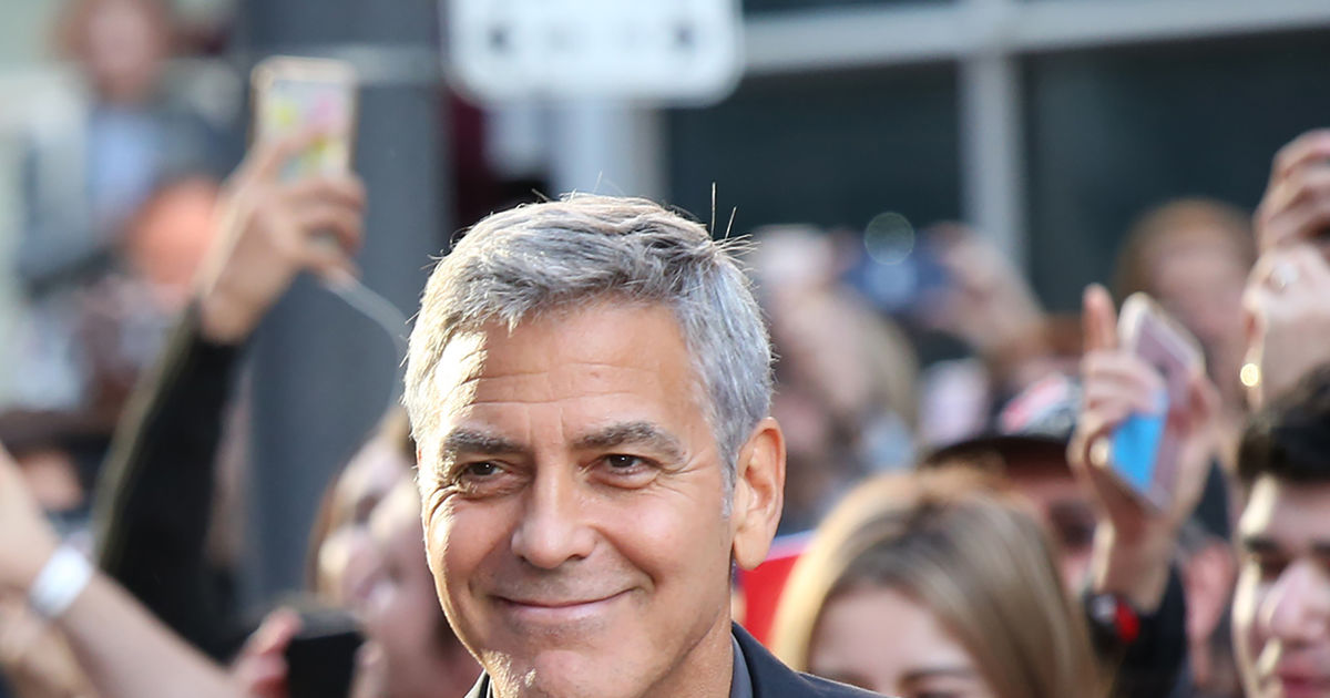 George Clooney on the First Time He Met Amal: 'I Didn't Leave the