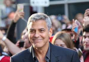 George Clooney Dishes on Twins' Personalities, and Has Strong Words…
