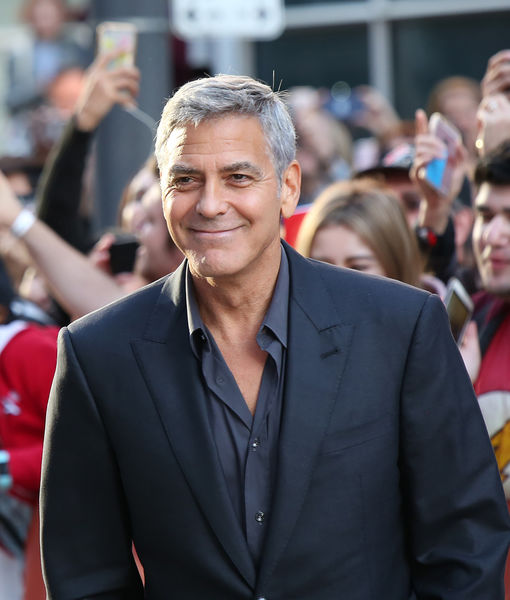 George Clooney Dishes on Twins' Personalities, and Has Strong Words on…